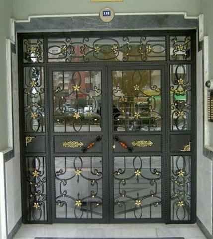 Bina Giriş Kapısı